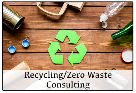 Recycling / Zero Waste Consultant